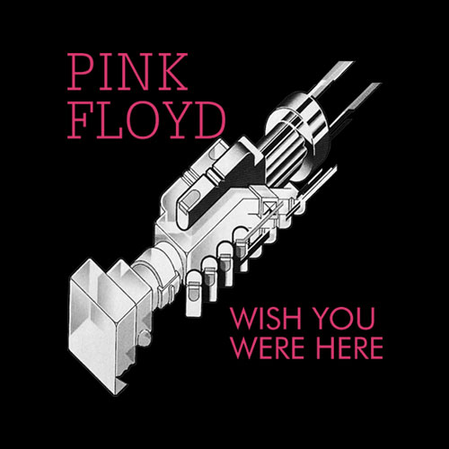 Wish You Were Here Pink Floyd Band T Shirt