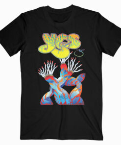YES The 35th Anniversary Concert Yes Band T Shirt