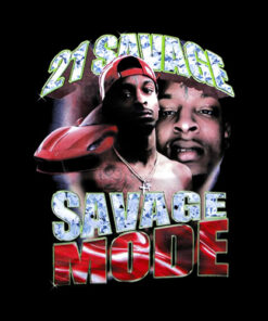 21 Savage Band T Shirt