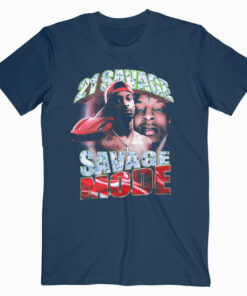 21 Savage Band T Shirt