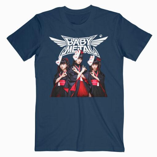 Babymetal Gimme Chocolate Band T Shirt