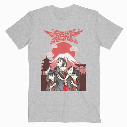 Babymetal Megitsune Band T Shirt