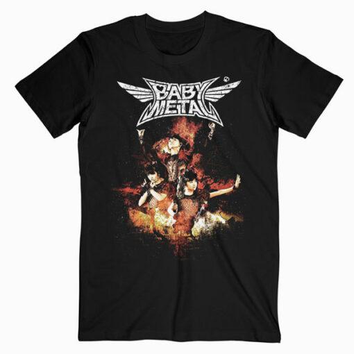 Babymetal US Tour Band T Shirt
