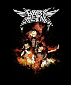 Babymetal US Tour Band T Shirt