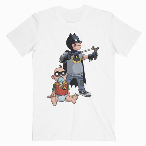 Batman Robin Funny T Shirt