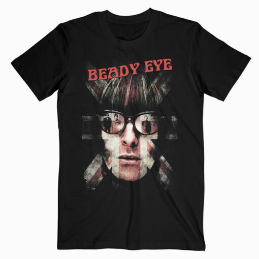 Beady Eye Galagher Band T Shirt
