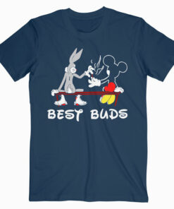 Best Buds Mickey Mouse T Shirt