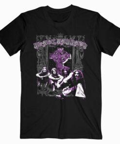 Black Sabbath Cross Band T Shirt