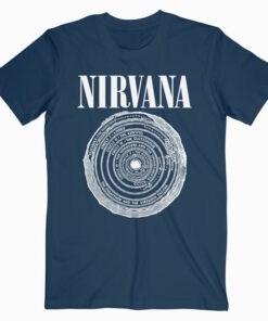 Bleach Nirvana Band T Shirt
