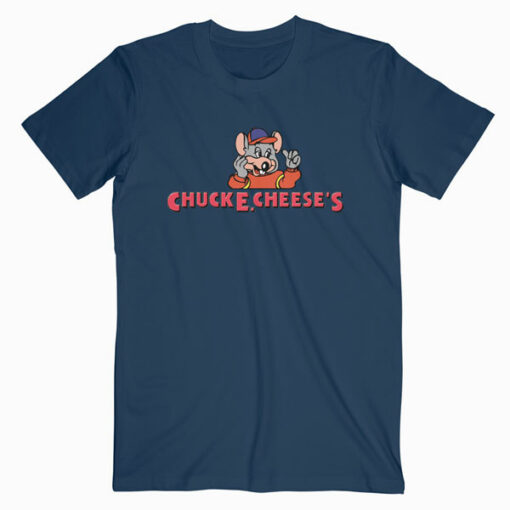 Chuck E Cheese's T Shirt