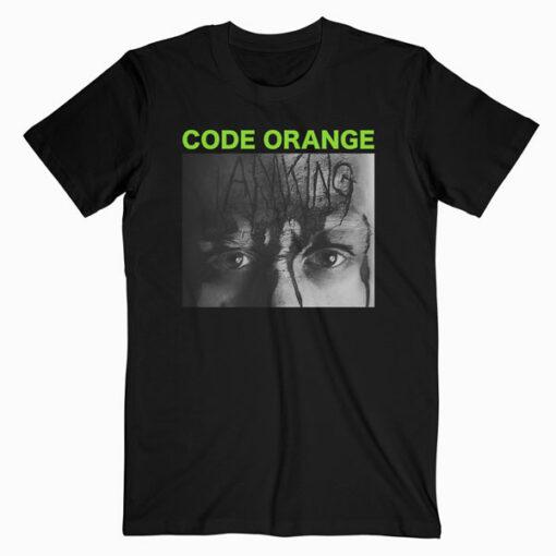 Code Orange I am King Band T Shirt