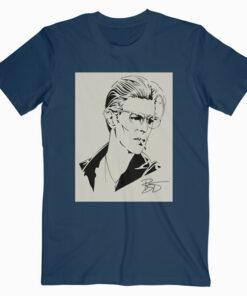 David Bowie Band T Shirt