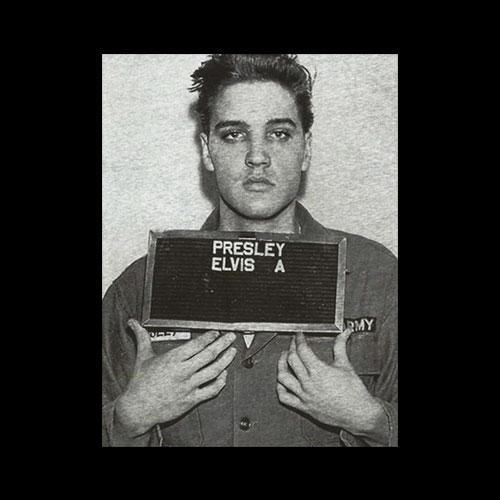 Elvis Presley Band T Shirt