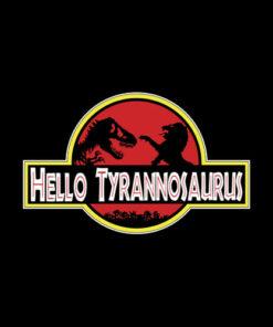 Enter Shikari Hello Tyrannosaurus T Shirt