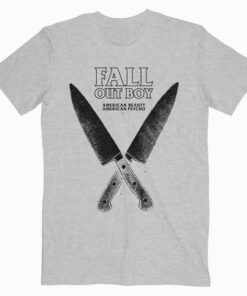Fall Out Boy FOB American Beauty American Psycho Band T Shirt