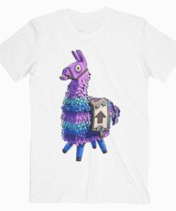 Fortnite llama nabil el masni T Shirt
