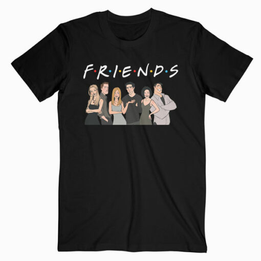 Friends Tv Show T Shirt