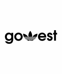 Go West Califonia Adidas Funny T Shirt