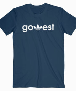 Go West Califonia Adidas Funny T Shirt