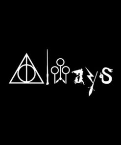 Harry Potter Always T Shirt