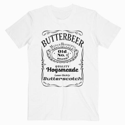 Harry Potter Butterbeer T Shirt