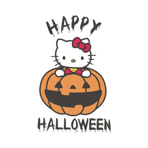 Hello Kitty Halloween T Shirt