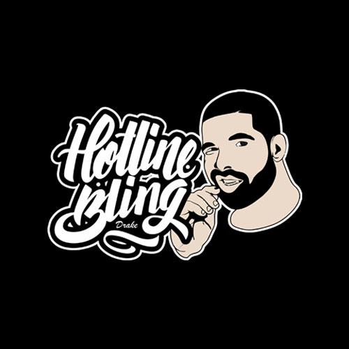 Hotline Bling Drake Band T Shirt