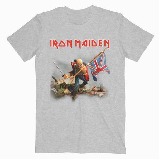 Iron Maiden Band T Shirt