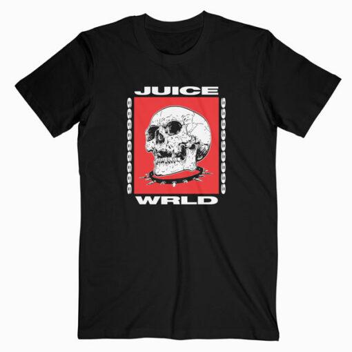 Juice Wrld 999999999 Band T Shirt bl