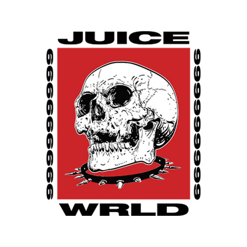 Juice Wrld 999999999 Band T Shirt