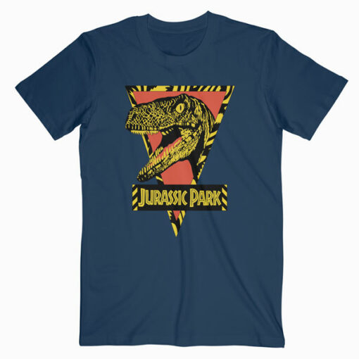 Jurassic Park Vintage Movie T Shirt