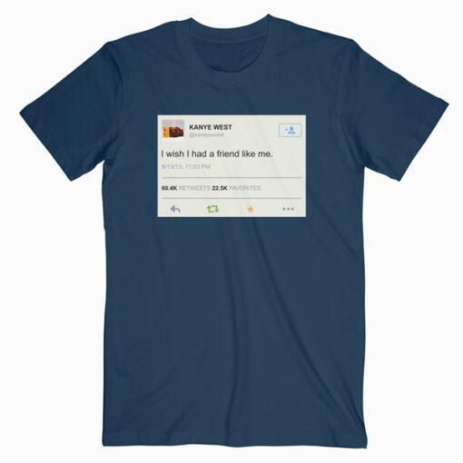 Kanye West Tweet Band T Shirt