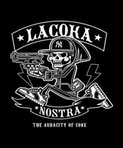 La Coka Nostra The Audacity Of Coke Band T Shirt
