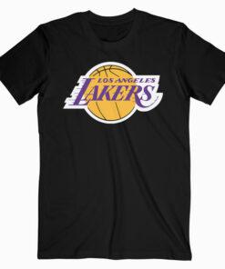 Lakers T Shirt bl