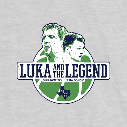 Luka And The Legend T Shirt