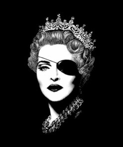 Madonna Queen Band T Shirt
