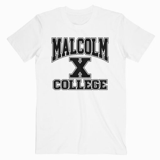 Malcolm X College Band T Shirt