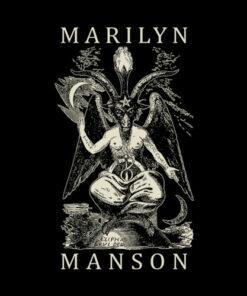 Marilyn Manson Band T Shirt