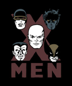 Marvel X Men All My Exes T Shirt
