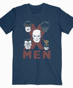 Marvel X Men All My Exes T Shirt