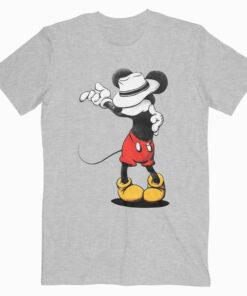 Mickey Mouse MJ Michael Jackson T Shirt