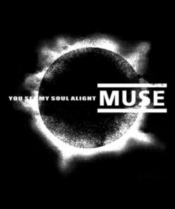 Muse You Set My Soul Alight Band T Shirt