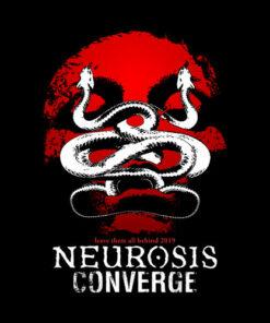 Neurosis Converge Band T Shirt