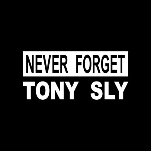 Never Forget Tony Sly T Shirt