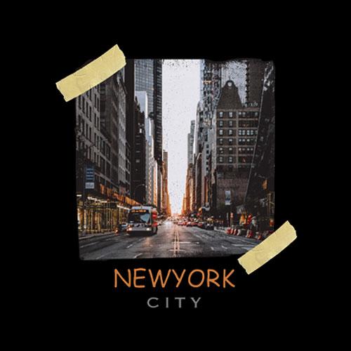 New York City T Shirt