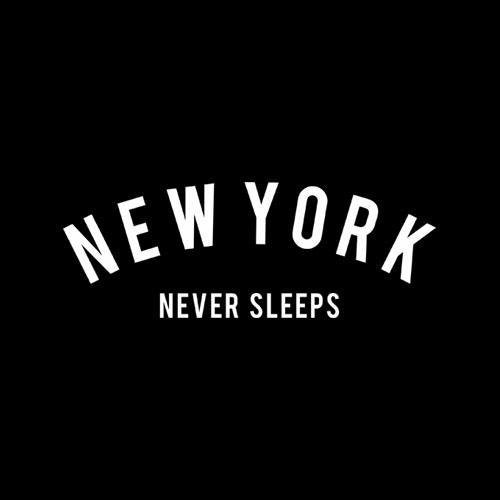 New York Never Sleep T Shirt