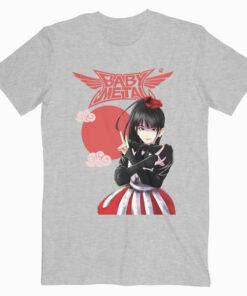 Official Babymetal Band T Shirt