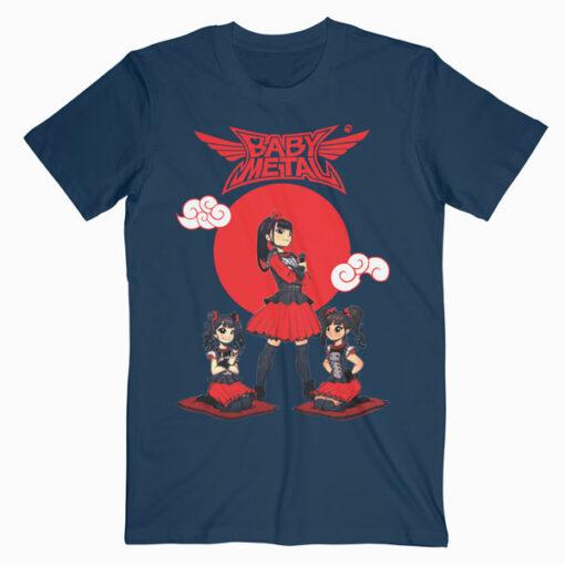 Official Merchandise Babymetal Band T Shirt