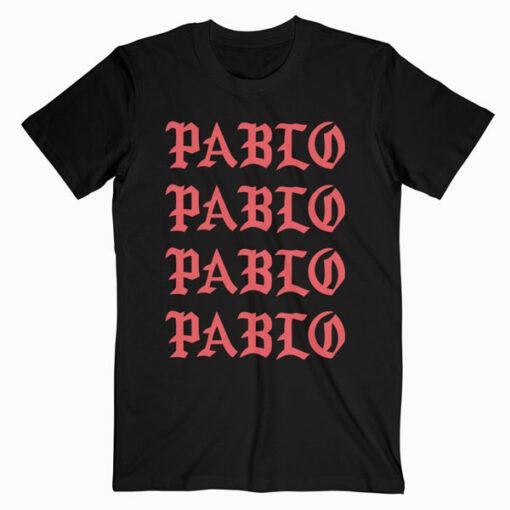 Pablo Kanye West Band T Shirt