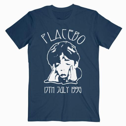 Placebo 17th July 1996 Band T Shirt